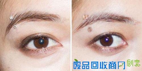 眼部化妆技巧 流畅的眼线运用每天出门前3分钟搞定完美眼妆