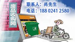 废品回收宣传