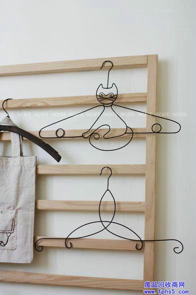 幼儿园废旧物手工制作图:废铁丝的巧妙利用,制作实用工具,用废铁丝