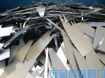 废不锈钢边角料回收图