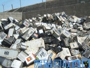 沈阳回收废旧蓄电池图