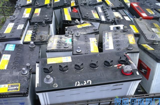 UPS废蓄电池回收图