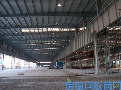 钢结构厂房拆除回收