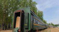 辽宁绿皮火车车厢回收