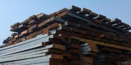厂房拆除钢结构回收