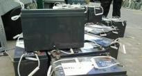 沈阳回收ups蓄电池、叉车电瓶、机房电源设备