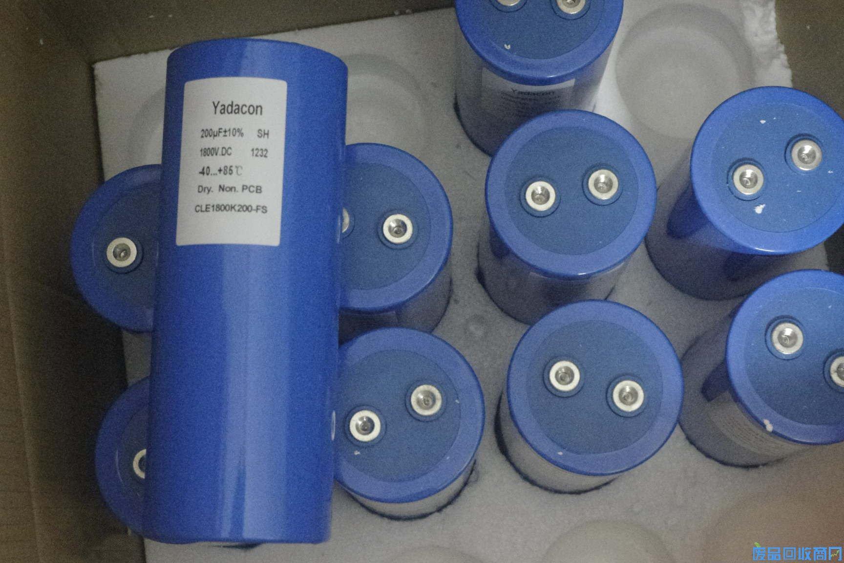 电容器回收图