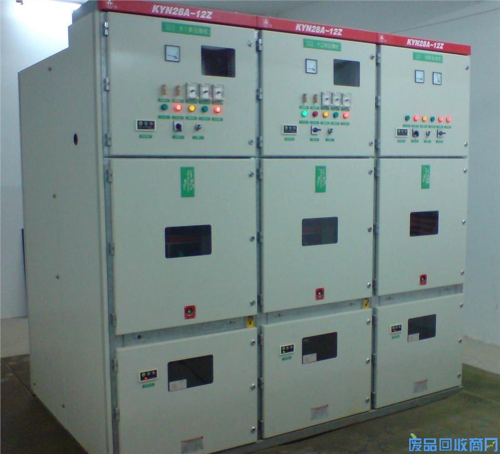 电器成套设备回收图