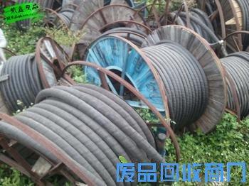 电线电缆回收图