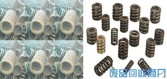 铁岭废弹簧钢回收